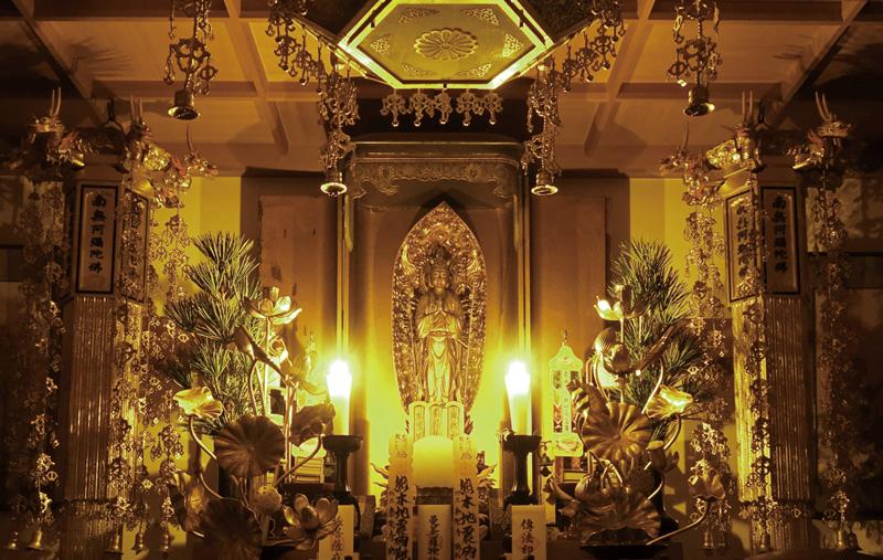 宗教法人  泰聖寺